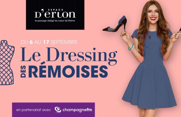 Le Dressing des Rémoises #1