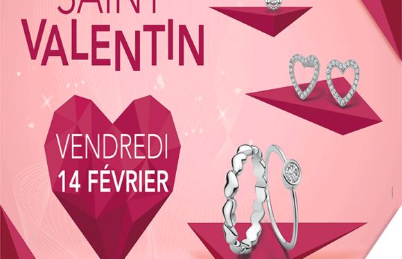 Saint Valentin – Trésor